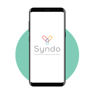 Coaching via <br>l'application Syndo